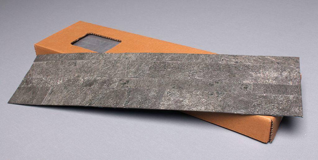 Thin natural stone panels
